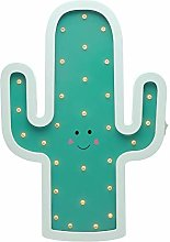 Pauleen 48048 Lovely Cactus Wall LED Children's