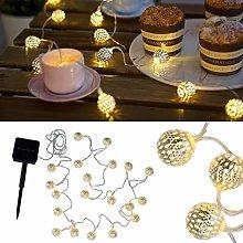Pauleen 48074 Sunshine Glamour Solar Fairy Lights