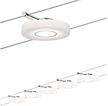 Paulmann 941.09 DiscLED1 Wire System Spot Lights -