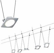 Paulmann 94111 Wire Systems Set QuadLED 5x4W