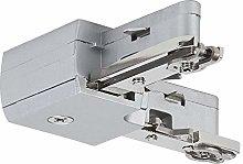 Paulmann 97648Bus Bar System, Metal, Silver