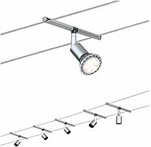 Paulmann Wire System, Metal, GU5.3, Chrome ma