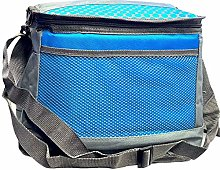 PaulStore 8L Large Insulated Cooler Cool Strap Bag