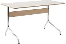 Pavilion AV16 Desk - / Linoleum & wood - 130 x 65