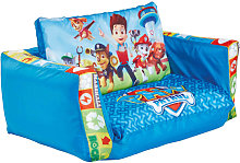 Paw Patrol 2-in-1 Inflatable Flip-out Sofa