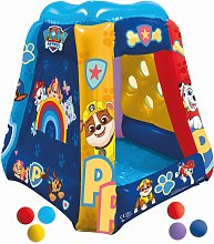 PAW Patrol Inflatable Ball Pit with 20 Balls