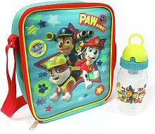 Paw Patrol Lunch Bag & Bottle - 355ml