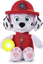PAW Patrol Snuggle Up Marshall Soft Toy
