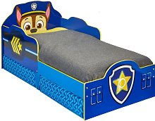 Paw Patrol Toddler Bed with Drawers 145x68x77 cm