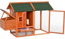 PawHut 170cm Deluxe Chicken Coop Small Animal