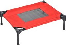 PawHut Elevated Pet Bed Portable Camping Raised