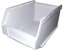 PB17 Plastic Storage Box/Parts Bin - Grey - Pack