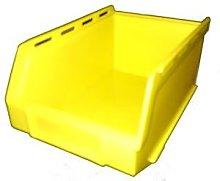 PB17 Plastic Storage Box/Parts Bin - Yellow Pack