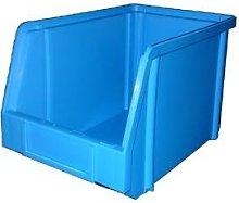 PB18 Plastic Storage Box/Parts Bin - Blue