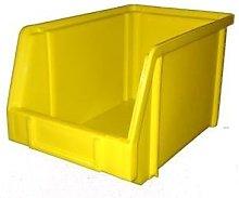 PB18 Plastic Storage Box/Parts Bin - Yellow