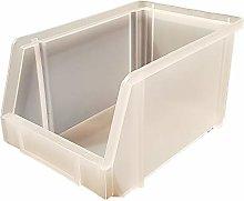 PB18 Storage Box/Parts Bin Opaque/Clear