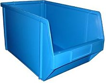 PB19 Plastic Storage Box/Parts Bin - Blue