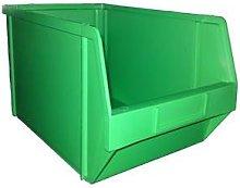 PB19 Plastic Storage Box/Parts Bin - Green