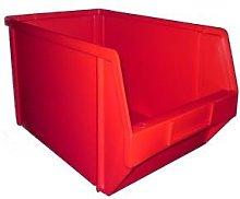 PB19 Plastic Storage Box/Parts Bin - Red