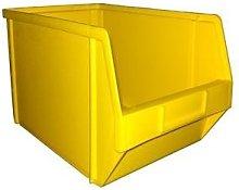PB19 Plastic Storage Box/Parts Bin - Yellow