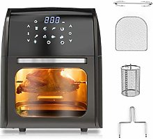 PBPKING Air Fryer Toaster Oven 10.5QT Air Fryer 8