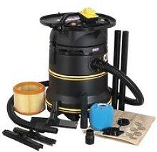 PC35110V Vacuum Cleaner Industrial Wet/Dry 35ltr