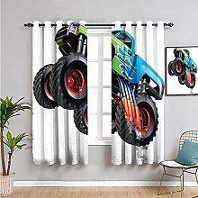 Pcglvie cars Blackout Curtain, Curtains 72 inch