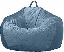 PDDXBB Bean bag chair non-filling dustproof soft