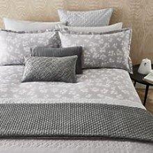 Peacock Blue Hotel Siena Kingsize Duvet Cover Set,