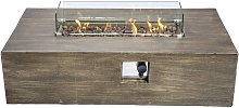 Peaktop HF48708AA UK Gas Fire Pit With Cover
