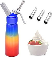 PEALOV Whipping Cream Canisters,Professional Whip