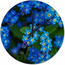 Pealrich Rustic Country Forget Me Not Floral