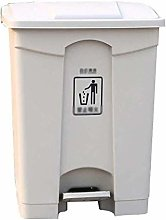 Pedal-type Trash Can, Hotel Restaurant High