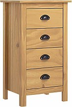 pedkit Sideboard Storage Cabinet Chest of 4