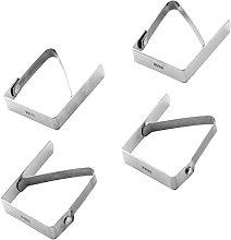 PEDRINI Lillo, Stainless Steel, Stainless Steel,