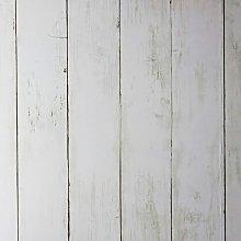 Peel and Stick Wallpaper 17.7'x236' White