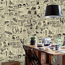Peel and Stick Wallpaper Removable Vintage