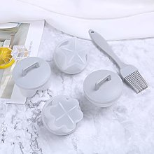 Peerless 4 Pcs/Set Cute Plastic Egg Boiler Egg