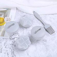 Peerless 4 Pcs/Set Cute Plastic Egg Boiler Egg