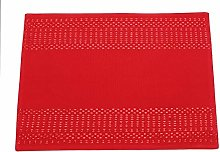 Peggy Wilkins Ambassador Red Christmas Placema