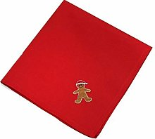 Peggy Wilkins Gingerbread Friends Christmas Napkin