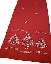 """Peggy Wilkins Narnia Table Runner (Single) - 14"""""""