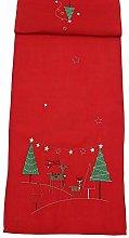 Peggy Wilkins Rockin Reindeer Christmas Table