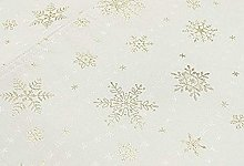Peggy Wilkins Sparkly Snowflakes Placemat