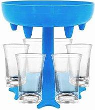 pegtopone Liquor Dispenser and Glass Holder, Shot