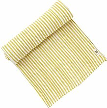 Pehr Baby Swaddle Stripe Yellow