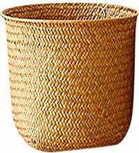 Peitten Woven Seagrass Basket Plant Flower Basket