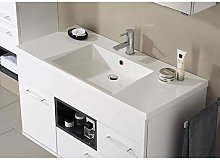 Pelipal Focus 4015 Under-Sink Cabinet with Basin