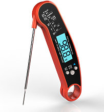Pen food thermometer, waterproof kitchen barbecue