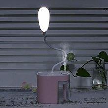 Pen Holder Light LED Desk Lamp USB Charging